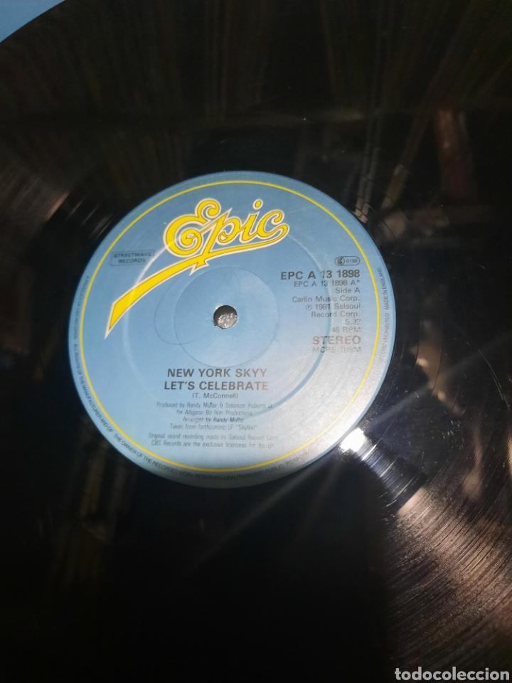 Discos de vinilo: Skyy - lets celebrate - Foto 3 - 289509093