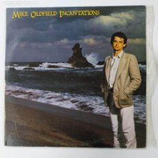 Discos de vinilo: MIKE OLFIELD - INCANTATION. LP. TDKDA70. Lote 289510078