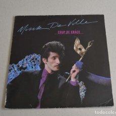 Discos de vinilo: MINK DE VILLE - COUP DE GRACE. Lote 289512083