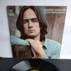 Discos de vinilo: JAMES TAYLOR, SWET BABY JAMES, 1970. Lote 289517333