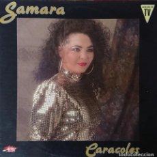 Discos de vinilo: SAMARA - CARACOLES. Lote 289528958