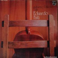 Discos de vinilo: EDUARDO FALU - GUITARRA Y FOLKLORE. Lote 289529028