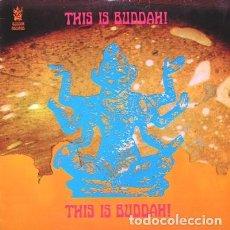 Discos de vinilo: THIS IS BUDDAH! LP UK 1969 FUNK / SOUL. Lote 289535498