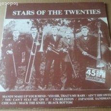 Discos de vinilo: STARS OF THE TWENTIES / MAXI-SINGLE 12 PULGADAS. Lote 289540853