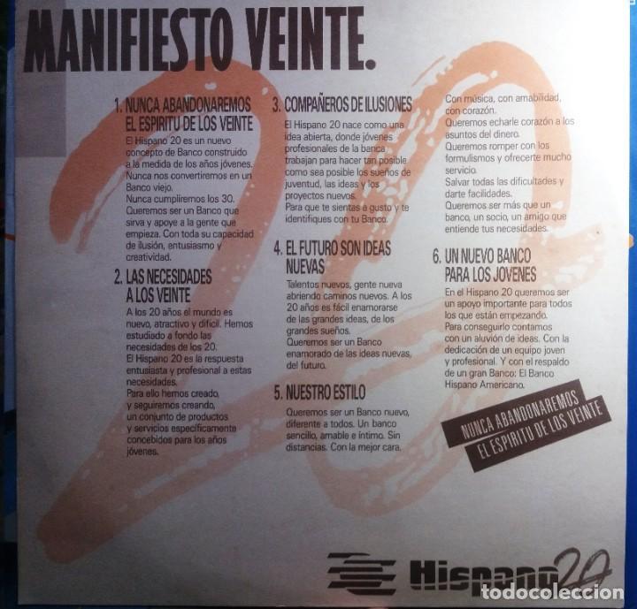 Discos de vinilo: TENGO 20 / MAXI-SINGLE 12 PULGADAS - Foto 2 - 289541353