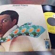 Discos de vinilo: EDDIE FLOYD-SINGLE CALIFORNIA GIRL. Lote 289543878