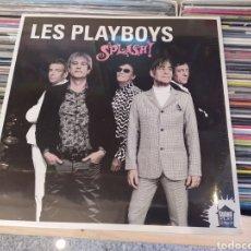 Discos de vinilo: LES PLAYBOYS–SPLASH! LP VINILO PRECINTADO. GARAGE BEAT.. Lote 289544608