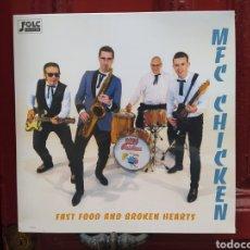 Discos de vinilo: MFC CHICKEN–FAST FOOD AND BROKEN HEARTS . LP VINILO PRECINTADO.. Lote 289545708