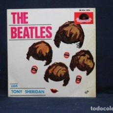 Discos de vinilo: LOS BEATLES CON TONY SHERIDAN - MY BONNIE + 3 - EP. Lote 289548933