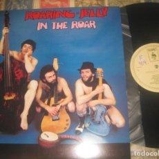 Discos de vinilo: ROARING JELLY IN THE ROAR (1981-TOPIC)ORIGINAL INGLES CELTIC PUNK FOLK EXCELENTE ESTADO. Lote 289549988