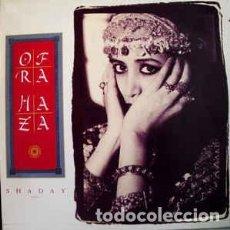 Discos de vinilo: OFRA HAZA - SHADAY - LP SPAIN 1988. Lote 289566053