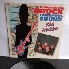 Discos de vinilo: THE HOLLIES, PIONEROS DEL ROCK, 1986. Lote 289566958