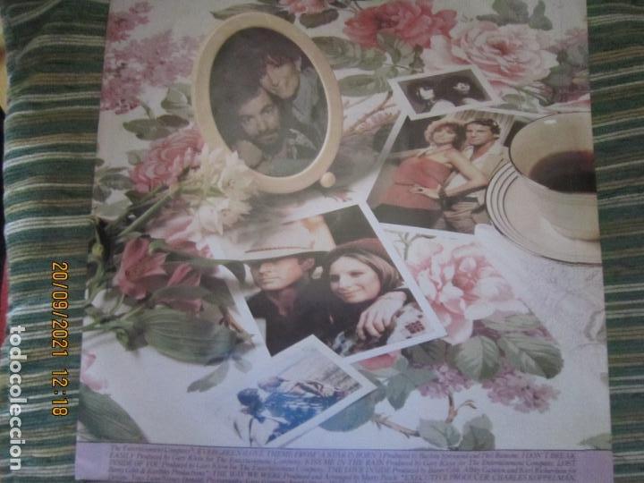 Discos de vinilo: BARBRA SREISAND - LOVE SONG LP - ORIGINAL INGLES - CBS RECORDS 1981 CON FUNDA INT. ORIGINAL - Foto 6 - 289569293