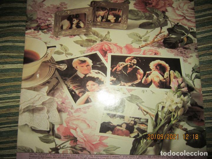 Discos de vinilo: BARBRA SREISAND - LOVE SONG LP - ORIGINAL INGLES - CBS RECORDS 1981 CON FUNDA INT. ORIGINAL - Foto 7 - 289569293