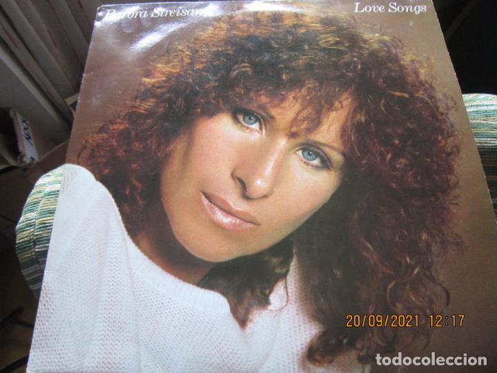 Discos de vinilo: BARBRA SREISAND - LOVE SONG LP - ORIGINAL INGLES - CBS RECORDS 1981 CON FUNDA INT. ORIGINAL - Foto 9 - 289569293