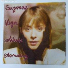 Discos de vinilo: SUZANNE VEGA – SOLITUDE STANDING - LP. TDKDA80. Lote 289570243