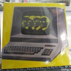 Discos de vinilo: KRAFTWERK LP COMPUTERWELT NO OFICIAL PRECINTADO. Lote 289571008