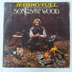 Discos de vinilo: JETHRO TULL. SONGS FROM THE WOOD. LP. TDKDA80. Lote 289589663