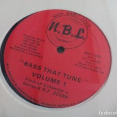 Discos de vinilo: MX. TRAXX SOUNDS INT'L - FEATURING BABIE RAY - HOUSE YOUR BODY. Lote 289590278