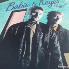 Discos de vinilo: MX. BABIE & KEYES - PLAYGIRL. Lote 289594238