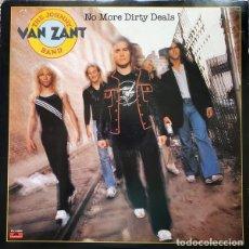 Discos de vinilo: THE JOHNNY VAN ZANT BAND – NO MORE DIRTY DEALS -LP-. Lote 289595948