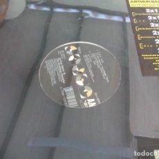 Discos de vinilo: MX. ARTHUR BAKER - 2 X 1. Lote 289598308