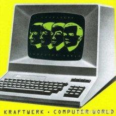Discos de vinilo: KRAFTWERK COMPUTER WORLD LP VINILO. Lote 289600028