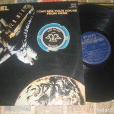 Discos de vinilo: CAMEL - I CAN SEE YOUR HOUSE FROM HERE - (1979-DECCA) OG ESPAÑA LEA DESCRIPCION. Lote 289600763