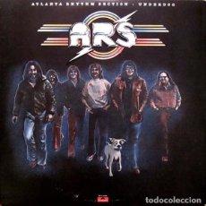 Discos de vinilo: ATLANTA RHYTHM SECTION – UNDERDOG -LP / SPAIN-. Lote 289601243