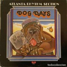 Discos de vinilo: ATLANTA RHYTHM SECTION – DOG DAYS -LP-. Lote 289602178
