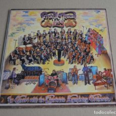 Discos de vinilo: PROCOL HARUM - LIVE IN CONCERT WITH EDMONTON S. ORCHESTRA. Lote 289602773