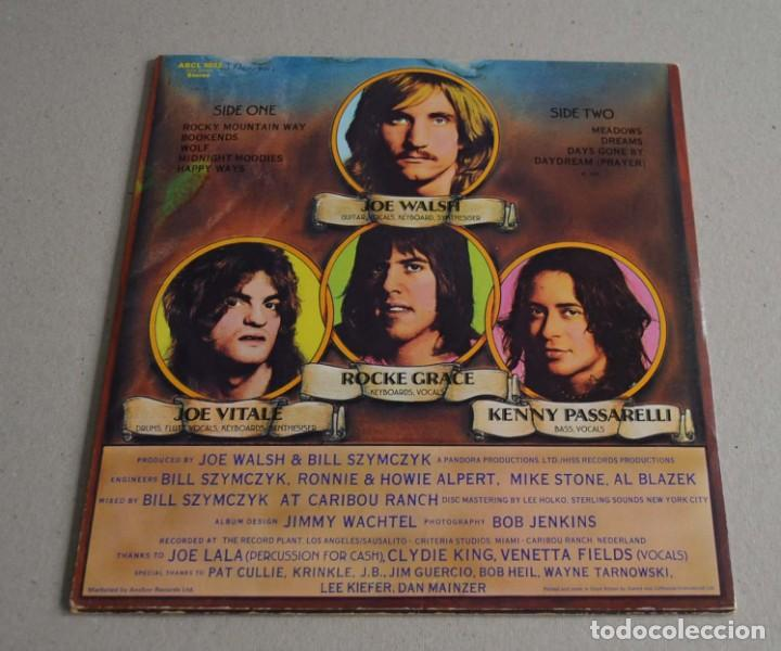 Discos de vinilo: JOE WALSH - THE SMOKER YOU DRINK, THE PLAYER YOU GET - Foto 2 - 289603398