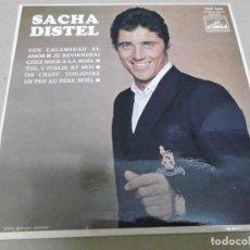 Discos de vinilo: SACHA DISTEL (EP) QUE CALAMIDAD EL AMOR AÑO – 1969 – EDICION FRANCIA. Lote 289619648