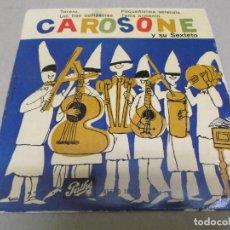 Discos de vinilo: RENATO CAROSONE (EP) TORERO AÑO – 1958. Lote 289620703