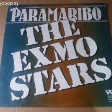 Discos de vinilo: THE EXMO STARS / PARAMARIBO / MAXI-SINGLE 12 PULGADAS. Lote 289628153
