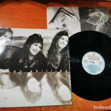 Discos de vinilo: WILSON PHILLIPS SHADOWS AND LIGHT LP VINILO DEL AÑO 1992 ESPAÑA CON ENCARTE CONTIENE 13 TEMAS. Lote 289630628