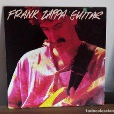 Discos de vinilo: FRANK ZAPPA - GUITAR - 2 LP - CARPETA DOBLE - 1988. Lote 239676995