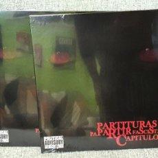 """Discos de vinilo: 2XLP """"EL MESWY"""" PARTITURAS PA PARTIR FASCISTAS CAP. 2. Lote 289644513"""