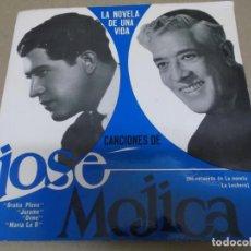Discos de vinilo: JOSE MOJICA (EP) GRATIA PLENA AÑO – 1966 – BANDA SONORA DE LA RADIONOVELA LA LECHERA. Lote 289647653