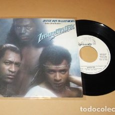 Discos de vinilo: IMAGINATION - JUST AN ILLUSION (SOLO UNA ILUSION) - PROMO SINGLE - 1982. Lote 289648923
