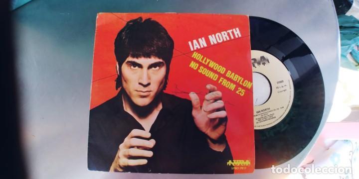 IAN NORTH-SINGLE HOLLYWOOD BABYLON (Música - Discos - Singles Vinilo - Pop - Rock - Internacional de los 70)