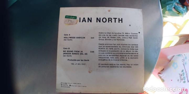 Discos de vinilo: IAN NORTH-SINGLE HOLLYWOOD BABYLON - Foto 2 - 289674978