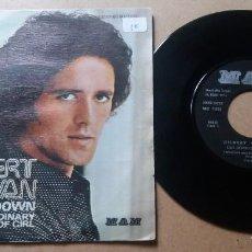 Discos de vinilo: GILBERT O'SULLIVAN / GET DOWN / SINGLE 7 PULGADAS. Lote 289679648