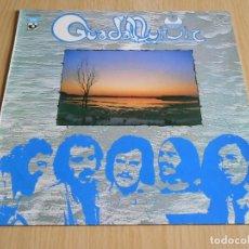 Discos de vinil: GUADALQUIVIR, LP, GUADALQUIVIR + 6, AÑO 1978. Lote 289681583