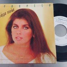 Discos de vinilo: JEANETTE-SINGLE AMIGA MIA. Lote 289681768