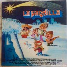 Discos de vinilo: LA PANDILLA.DISCO DE NAVIDAD.RIN,RIN.ARRE BORRIQUITO.ADESTE FIDELES.LP ORIGINAL 1972 PORTADA DOBLE. Lote 289683068
