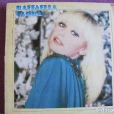 Discos de vinilo: LP - RAFFAELLA CARRA - MISMO TITULO (SPAIN, HISPAVOX 1981). Lote 289686638