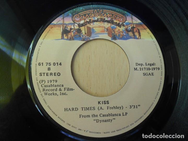 Discos de vinilo: KISS, SG, I WAS MADE FOR LOVIN´ YOU + 1, AÑO 1979 - Foto 4 - 289695433