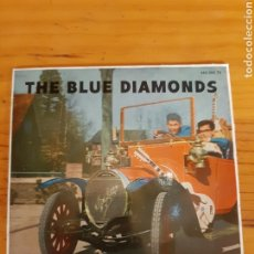 "Discos de vinilo: LOS "" BLUE DIAMONDS"" NEAR YOU, MONA LISA, ALWAIS, PAGA LOVE SONG. FONTANA. 1960. ESP.. Lote 289711023"