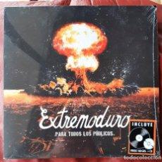 Discos de vinilo: EXTREMODURO - PARA TODOS LOS PÚBLICOS LP + CD. Lote 289714923